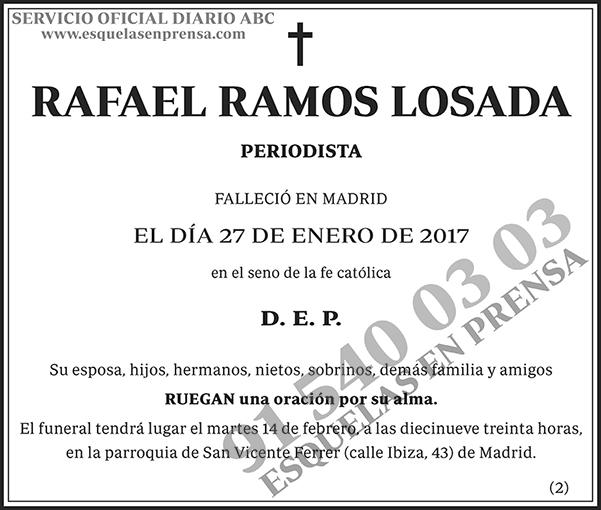 Rafael Ramos Losada